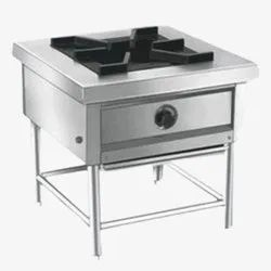 Stainless Steel Stock Pot Stove