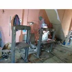 Manual Paper Plate Making Machine (Hydraulic)