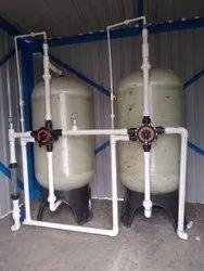10 KLPH Iron Removal Plant