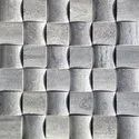 Natural Slatestone 3D Mosaic Tiles