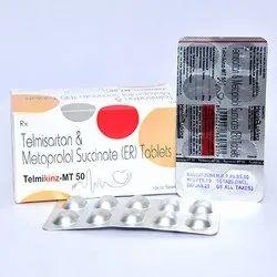 Telmisartan &Metoprolol Succinate ER Tablets