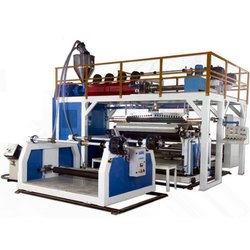 Extrusion Tarpaulin Coating Lamination Line