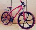 Jaguar Frame Red MTB Cycle