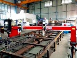 G-MAK Classic Cut CNC Plasma Profile Cutting Machine