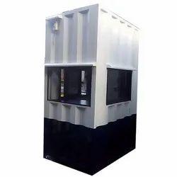 Prefab MS Security Cabin
