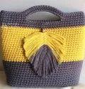 Colorful Macrame bag