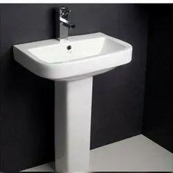 Hindware Neo Pedestal Wash Basin