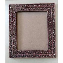 Decorative Wooden Photo Frame, For Decoration, Size: 10 X 12 Inch