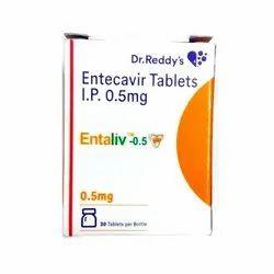 Entecavir Tablet