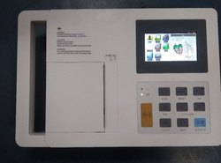 ECG Machine, For Resting & Diagnostic, Number Of Channels: 12 Channels