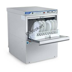 Washmatic Stainless Steel Under Counter Dishwasher, Capacity: 60 Rack/Hr, Model Name/Number: Wm 200