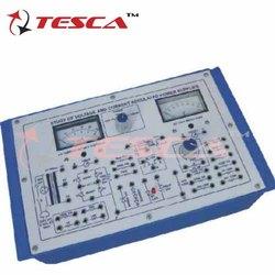 Regulated Power Supplies Trainer