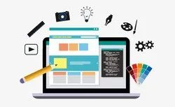 PHP/JavaScript Dynamic Website Designing, With Online Support