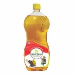 Smart Swad Yellow Mustard Cold Pressed Oil, Packaging Type: Bottle, Packaging Size: 1 litre
