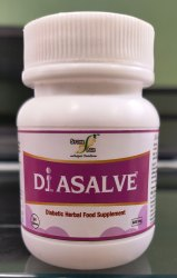 DIASALVE 600 mg ( Diabetic Tablets )