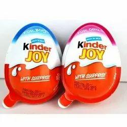 Chocolate Kinder Joy
