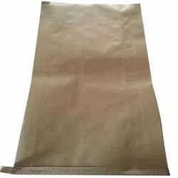 24 x 38 inch Paper Laminated HDPE Bag