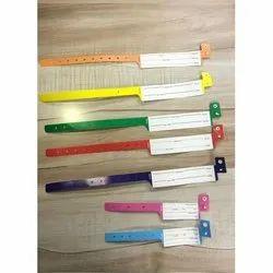 Plastic Patient Identification Band