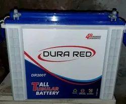 Dura红色逆变电池