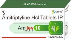 Amitriptyline 10 Mg Tablets (Amilev-10 Mg)
