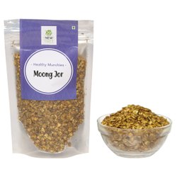 Traditional Indian Spicy New Tree Moong Joor, Packaging Size: 150 Gram