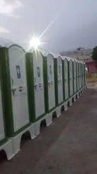 Community Toilet Cabin