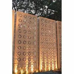 Modern Jali At Ritz , Bangalore