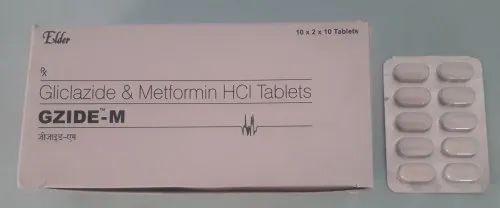 Gliclazide And Metformin Tablets