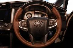 Customize Leather Steering Wheel Covers