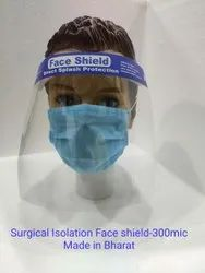 Surgical Isolation Face Shield-300 Mic