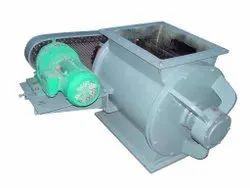 Boiler Ash Feeder 6 Inch Dia Rotor