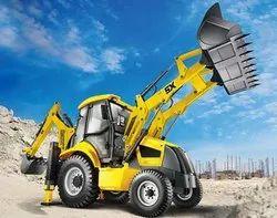 80HP at 2300rpm 3000 mm Mahindra Earthmaster SX & VX Backhoe Loader, Capacity: 3000 kg, Loader Bucket Capacity: 2.6 cum
