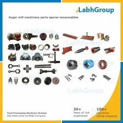 Sugar Mill Machinery Parts Spares Consumables