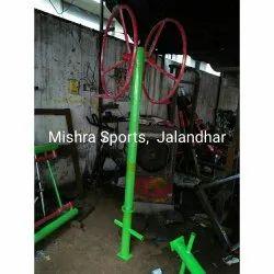 Double Shoulder Builder Machine