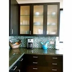 Kitchen Cupboard Frosted Glass Thickness 4 Mm Size 700 X 1320 Mm Rs 120 Square Feet Id 22677788688