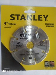 STANLEY STA47402B Segmented Diamond Blade for Tile / Granite Cutting, For Industrial, Size/Dimension: L20 Millimeters