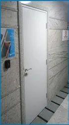 Standard GI Metal Doors, Thickness: 46mm, Material Grade: Galvanised Iron