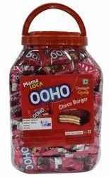 Chocolate Ooho Premium Quality Choco Burger