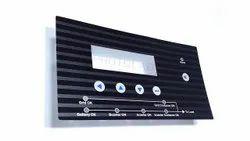 Power Switch Membrane Keypad