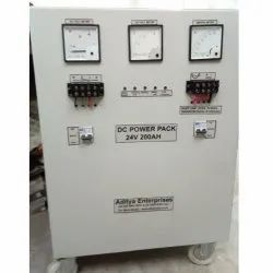 200AH DC Power Pack
