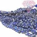 Lapis Teardrop Strands