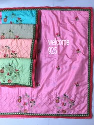 Knitted Sarees