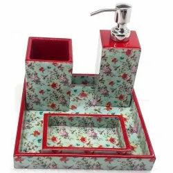 CIB-533 MDF Resin Bathroom Sets