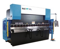 hydraulic sheet metal bending machine