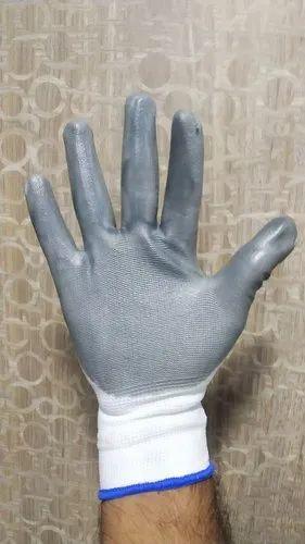 Nitrile Coated Hand Gloves
