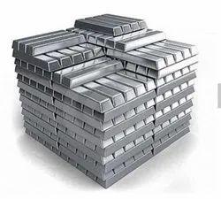 Pure Zinc Ingots 99.99%