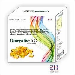 Softgel Capsules Manufacturing Company In Chandigarh, Non prescription, Treatment: Dietary Supplement