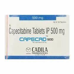 Capecad 500mg Tablet