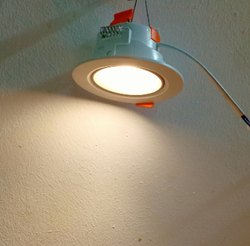 Round COB ( SPOT) LED Light, For Indoor, 3W-24W