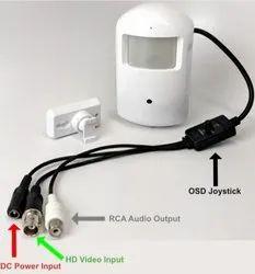 Ahd 2 Megapixel Plastic Hidden Camera
